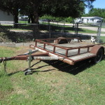 Home Built Motorcycle Trailer For Sale Houston Boats