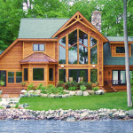 Home Construction Remodeling Vacation Architect Log Homes