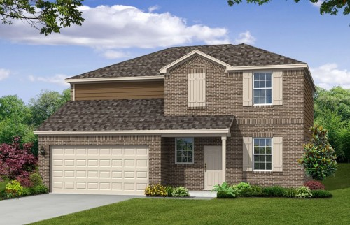 Home Features Clayton New Cypress Landing Centex Homes
