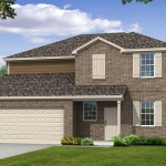 Home Features Clayton New Waterview Estates Centex Homes