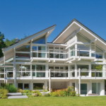 Home Homes Huf Haus Makes Luxury From Prefab