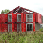 Home Made Shipping Containers France Container House