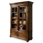 Home Office Sliding Door Bookcase Fords Furniture Bowling