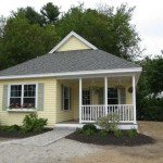 Home Southern New England Modular Cottage Series