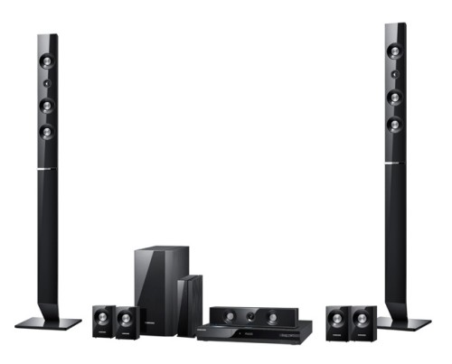 Home Theater System Financed Samsung Channel Blu Ray