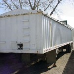 Homemade Auger Trailer For Sale Watertown