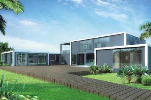 Homes Affordable Stylish For Modern Living Flat Pack Houses
