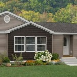 Homes Offer Single And Doublewide Manufactured Modular