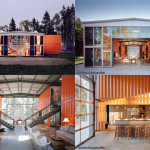 House From Recycled Shipping Containers Twelve Are