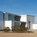 House Made From Shipping Containers Exterior