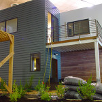 House Shipping Container Prefab Containers Green