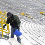 How Green Bay Got Its Frozen Tundra Bloomberg