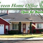 How Make Your Home Office Green