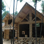 How These Michigan Log Home Builders Construct Your
