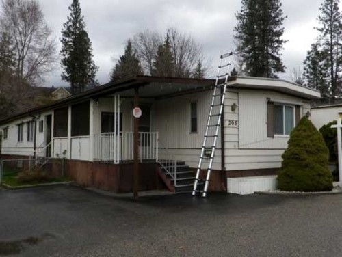 Hugh Cairns Mobile Home Inspections About The House