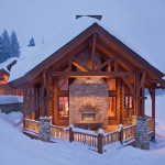 Hybrid Log And Timber Homes Tamarack Home