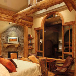 Hybrid Log House Colorado Work Sitka Homes