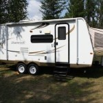 Hybrid Travel Trailer Slide Out For Sale Jenkins Minnesota