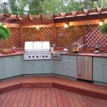 Ideas For Your Own Prefab Outdoor Kitchens