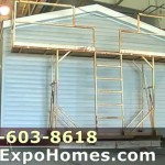 Indiana Mobile Homes Vinyl Siding Works Best