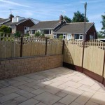 Installing Fence Panels The