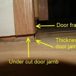 Installing Quarter Round Mobile Homes After The Laminate Flooring