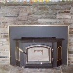 Installing Wood Burning Stove Existing Home