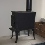 Installing Wood Burning Stove Mobile Home