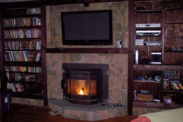 Installing Wood Stove Mobile Home