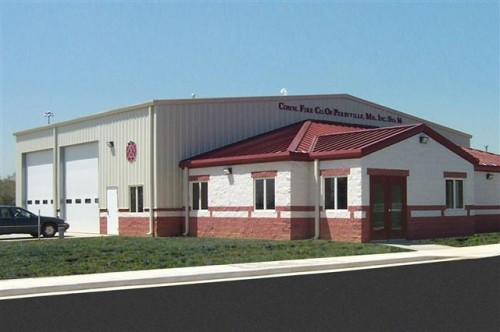 Institutional Steel Buildings And Prefab Metal