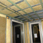 Insulation And Gypsum Board Paneling The Mobile House Mobilho