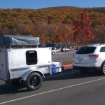 Interesting Home Built Camping Trailers Compact Concepts