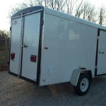 Interstate Enclosed Cargo Trailer For Sale