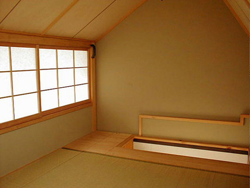 Japanese Mobile Home Tatami Mats Floor