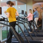 Journal Employees Work Out The Clayton Homes Corporate Office