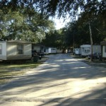 Joyner Road Hinesville Mobile Home Community Property
