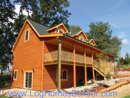 Jpeg Summit Log Home Spirit Cabins Modular Homes