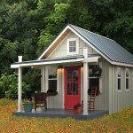 Kanga Studio Prefab Cottage Kits Rooms Backyard Office