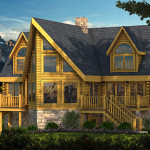 Kansas City Southland Log Homes