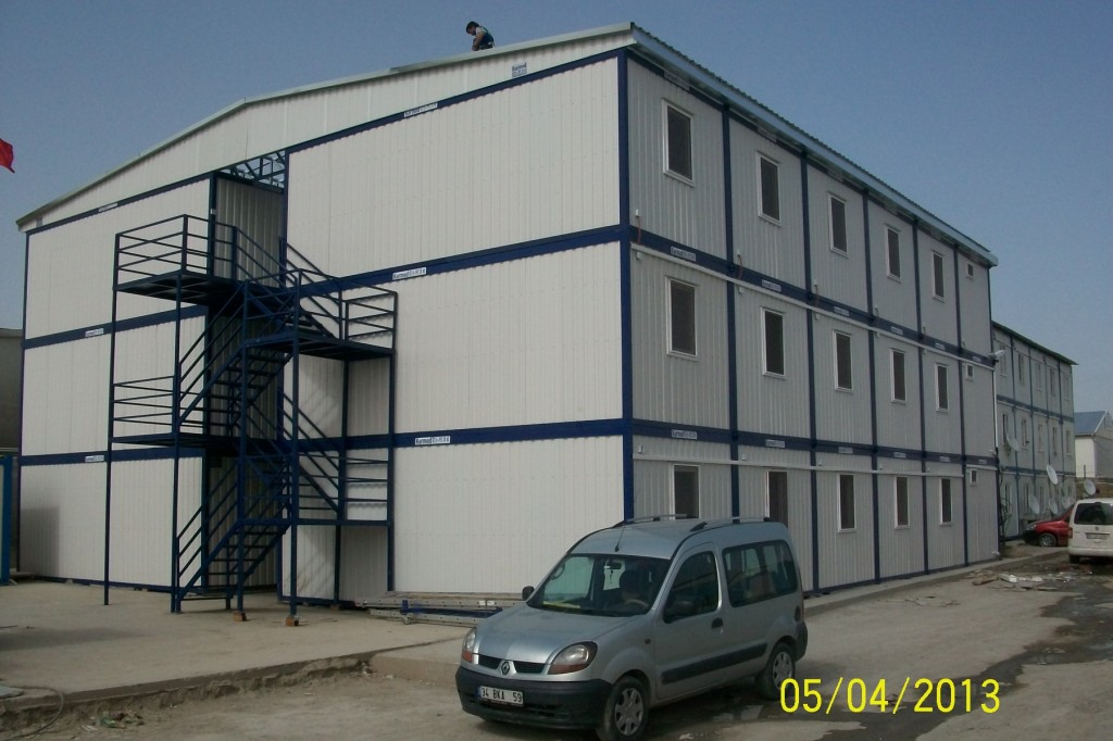 Karmod Prefabricated Building Technologies Are Preferred For Different