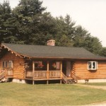 Katahdin Forest Products Cedar Log Homes New Boston