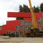 Keetwonen Amsterdam Student Shipping Container Housing
