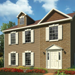 Kingsley Two Story Style Modular Homes