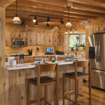 Kitchen Log Home Blog Honest Abe
