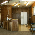 Kitchen Remodel Mobile Home Completly Gutted The Old