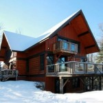 Lac Log Cabin Chalet Toronto Luxury Condos Assignments For Sale