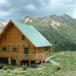 Lake City Colorado Green Home For Sale Off The Grid Acres Log