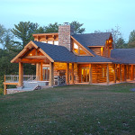 Lake Delton Home Wisconsin Log Homes The