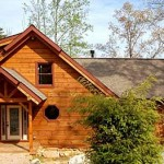 Lake Log Homes For Sale North Carolina Lakefront
