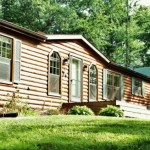 Lake Reedsburg Wisconsin Log Home Deeded Access